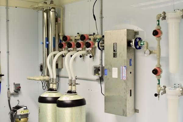 Laboratory DI Water