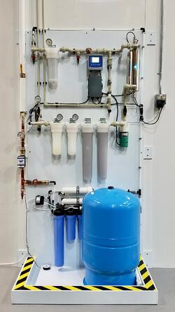 Pharmaceutical Water System Hydropass