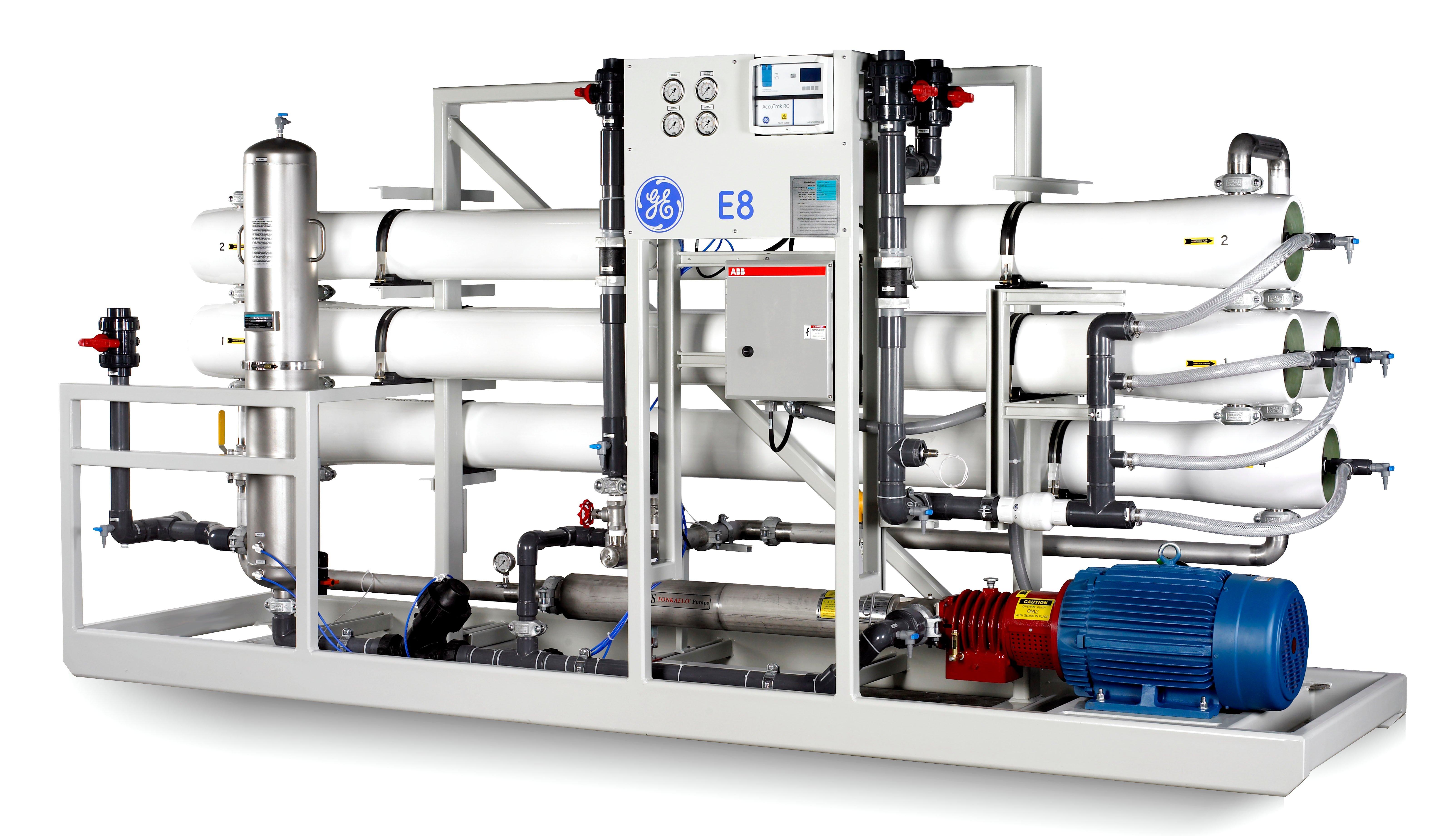 Suez E8 Reverse Osmosis RO System